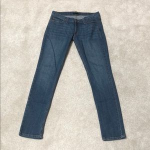 Levi's 524 too super low jeans